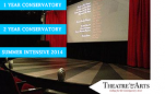 Theatre of Arts - College for The Contemporary Actor