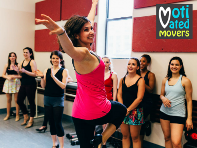 Motivated Movers: Beginner Dance Training