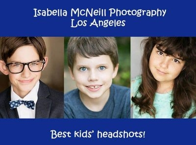 LA headshots for kids and teens