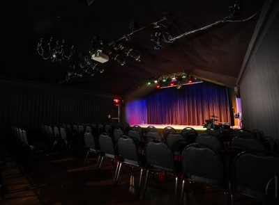 BLACK BOX PERFORMANCE SPACE FOR RENT - STATE-OF-THE-ART, LUXURY VENUE