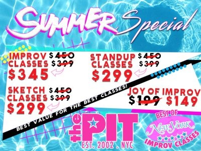 The PIT - Best Classes at The Best Value in NYC
