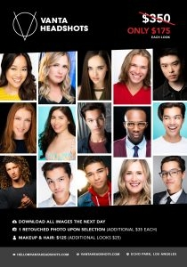 Los Angeles Headshots /// Vanta Headshots