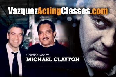 VAZQUEZ ACTING SCHOOL / ZOOM CLASSES