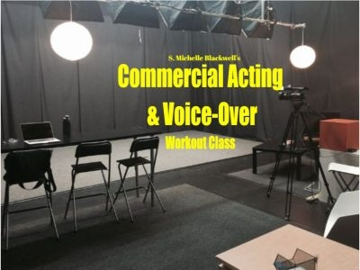 Commercial Acting & Voice-Over Workouts