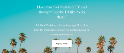 LA Teen Workshop
