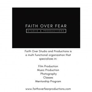 Faith Over Fear Studio & Productions
