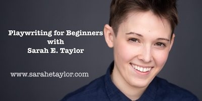 Playwriting for Beginners!