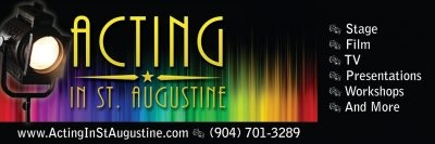 Acting In St. Augustine Virtual Private Coaching and Group Classes.